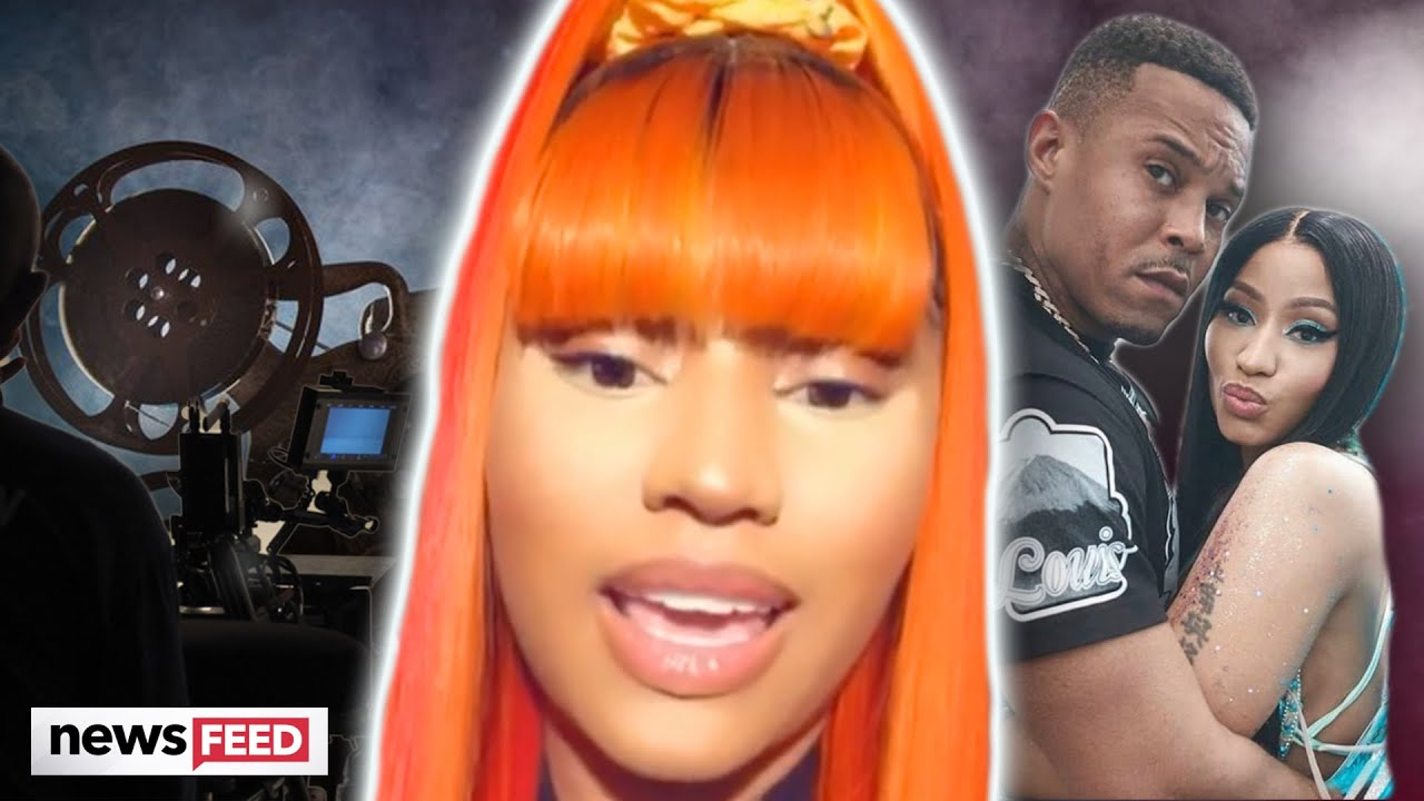 Nicki Minaj To Give Unfiltered Look Into Her LIFE With New Docuseries