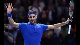 2018 ATP Finals Day 5 Recap | Federer & Anderson Reach Semifinals