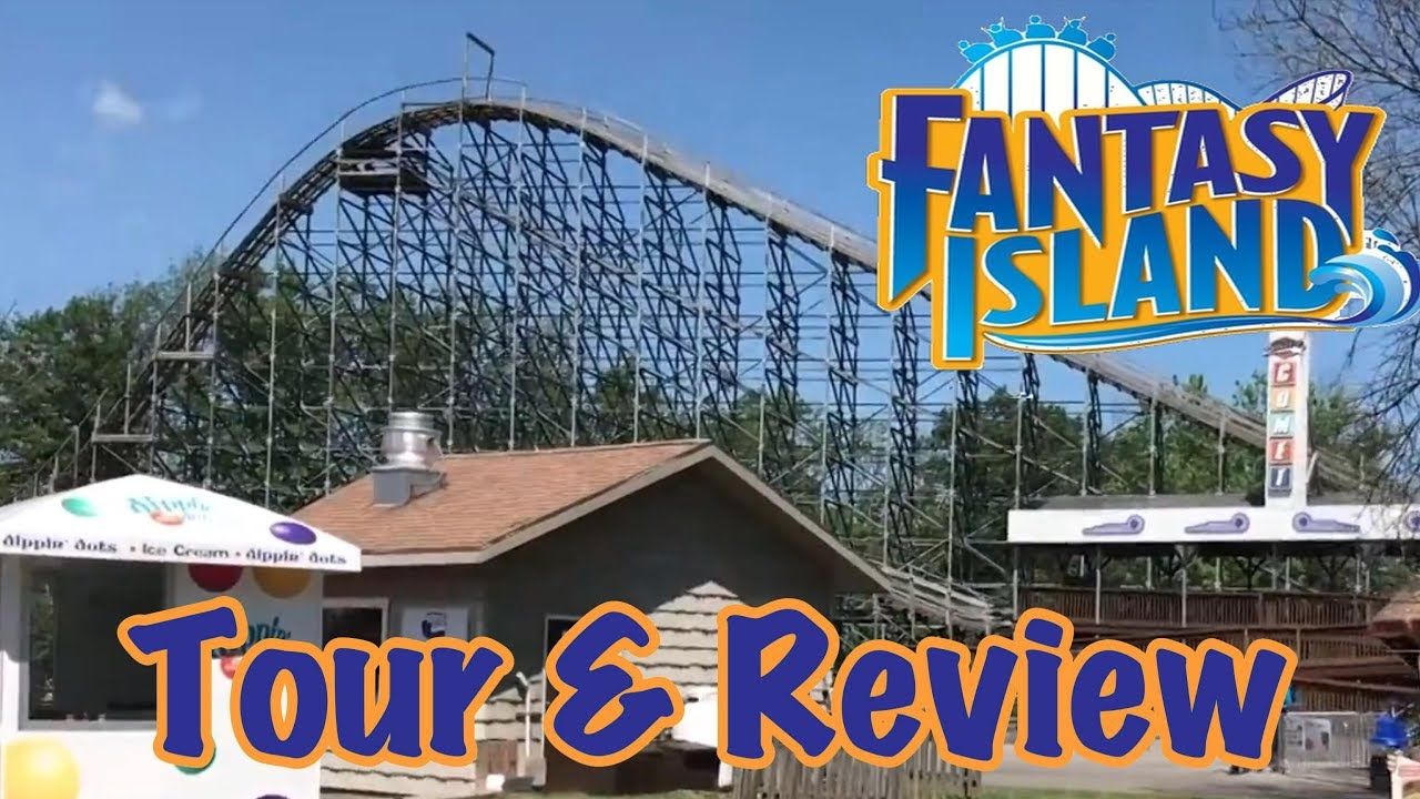 Fantasy Island Tour And Review With Hyde