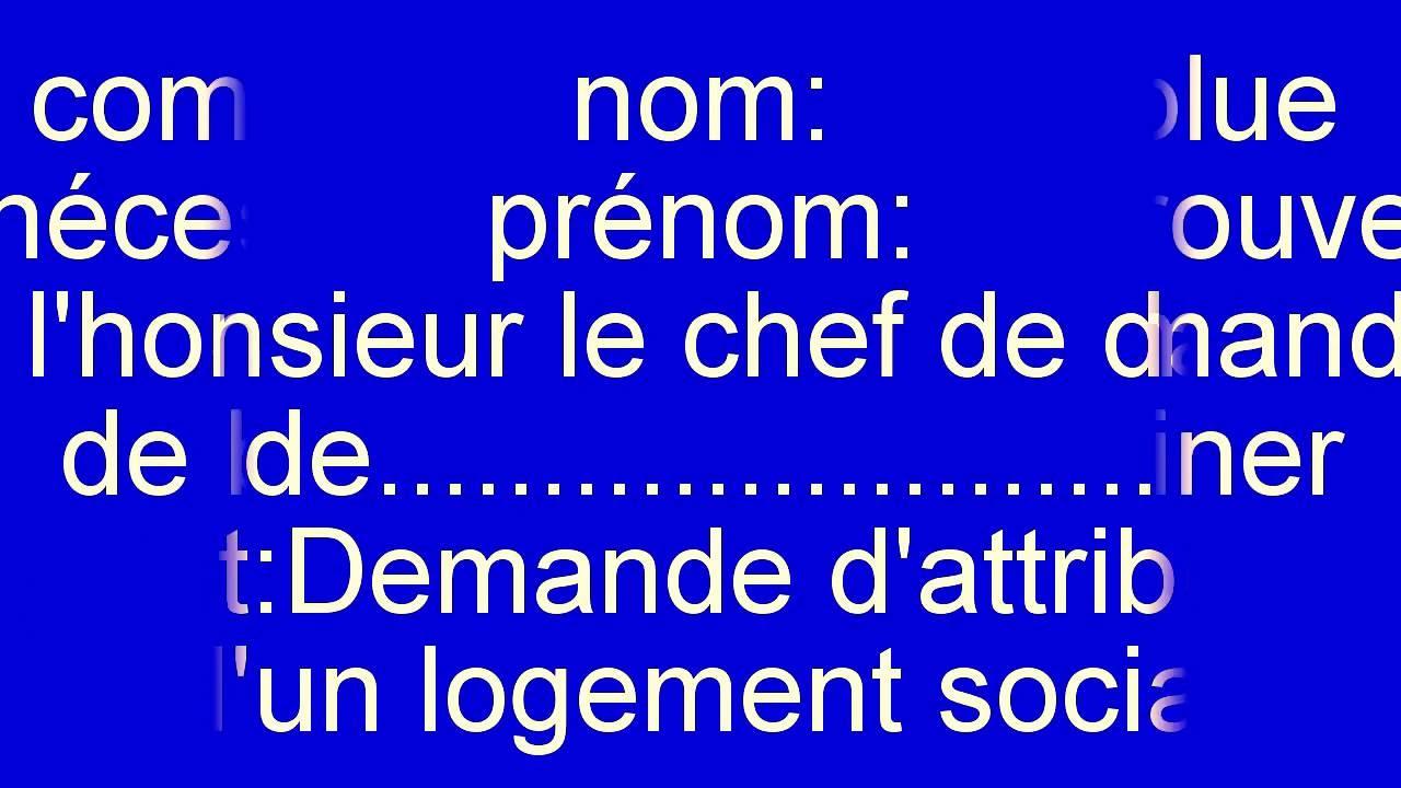 كيف تكتب رسالة بالفرنسية مترحمة Youtube