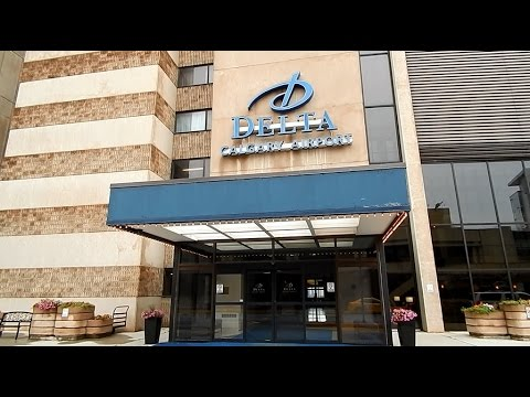 Delta Calgary Airport Hotel And Room Accommodation