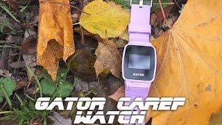 Обзор детского GPS трекера Gator Caref Watch(Более подробная информация о часах и тарифных планах на нашем сайте smartwatchpro.ru Купить Caref Watch можно на сайте..., 2015-10-28T15:01:58.000Z)