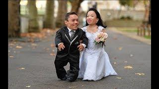 Đám cưới của cặp đôi bé nhất Thế giới kết hôn sau 8 năm hẹn hò