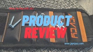 Product Review - ACVCY Magnetic Wristband - Tool Review - Nuts & Bolts