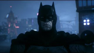 Batman: Arkham Knight (PC)(The New 52 Walkthrough)[Part 12] - In From The Cold [1080p60fps]