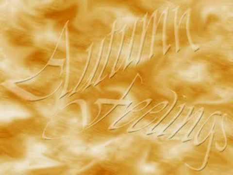 Wistbacka - Autumn Feelings (Original - Improvisation)
