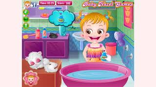 How to play Baby Hazel Naughty Cat game | Free online games | MantiGames.com