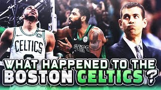 How the Boston Celtics Failed to Become the NBA's next championship Dynasty