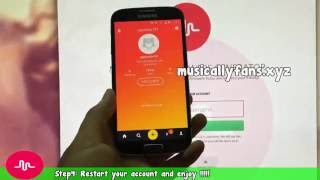 Musically followers - how to get alot more likes  followers on musical.ly