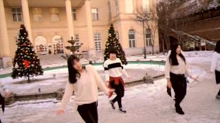 d two choreography all i want for christmas is you by mariah carey