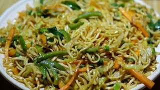 Veg Noodles Recipe @ Guru's Cooking
