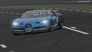 Forza 7 Bugatti Chiron Videos Clips