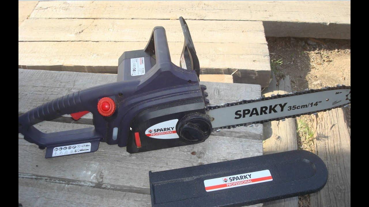 Download Сравнение -электропила Patriot ESP 1814 и электропила Sparky TV 1835