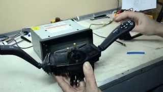Підключення та налаштування кнопок рульового управління до автомагнітол Navitrek