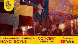 Фарахманд Каримов - Бе ту хорам (Клипхои Точики 2020)