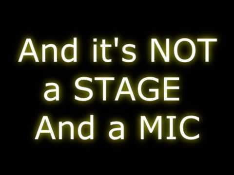 After the Music Stops - Lecrae (lyrics video)