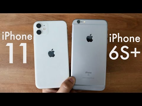 Iphone 11 Vs Iphone 6s Plus Should You Upgrade Comparison Review Youtube