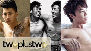 HOTTEST KPOP GUYS GAME 2015