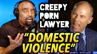 """Creepy Porn Lawyer"" Michael Avenatti Arrested for ""Domestic Violence"""