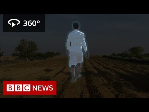 In 360: A letter to my father who took his own life - BBC News