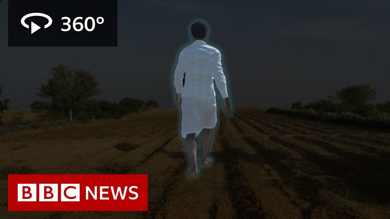In 360: A letter to my father World Health Organization took his own life - BBC News