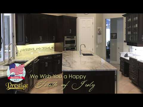 Happy 4th of July from Prestige Kitchen & Bath - YouTube