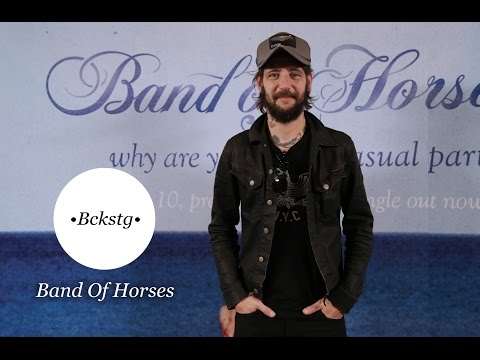 BCKSTG con Band of Horses