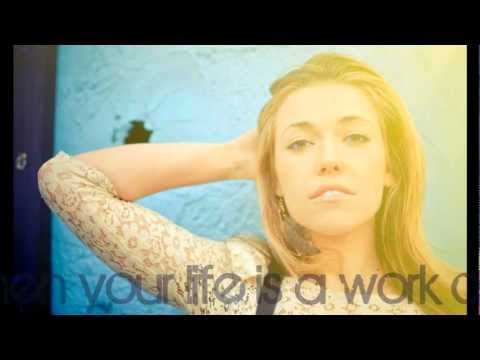 Rachel Platten - Work of Art (HQ LYRICS)