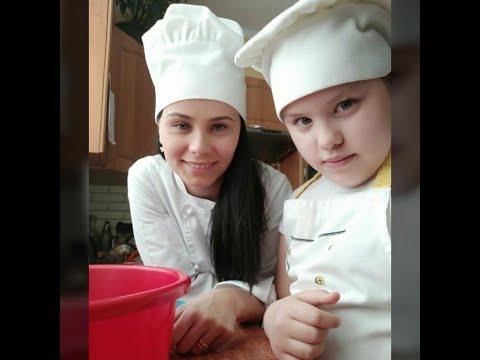 Ciasteczka owsiane z żurawiną i rodzynką (filmik)