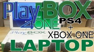 PlayBox - The PS4 / XBOX ONE Combo Laptop