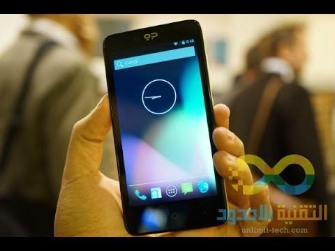 الهاتف Geeksphone Revolution يسمح لك التحويل مابين الأندرويد والفايرفوكس