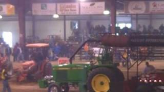 9,500LB HOT FARM QUALIFICATIONS 2009 HOOISER INVITATIONAL