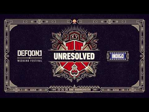 The colors of Defqon.1 2017 | INDIGO mix by Unresolved
