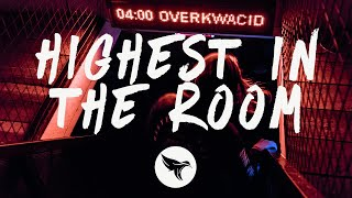 Travis Scott - HIGHEST IN THE ROOM (Lyrics) ft. ROSALÍA, Lil Baby (Remix).mp3