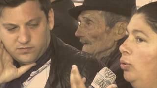 fête insurrection gitane 2017- contre les violences d'états Raymond Gurême et  Cindy Haddad