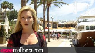 Mallorca Video Guide to Puerto Portals Beach Clubs and Harbour