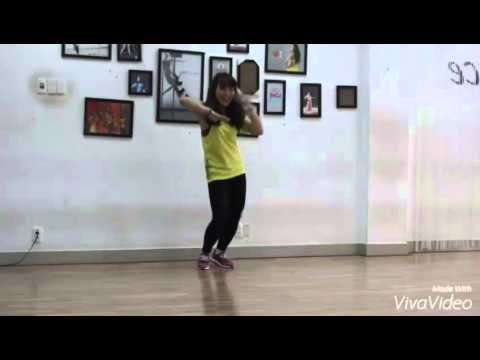 Let's Get Loud Zumba Choreography by ZIN Ruby