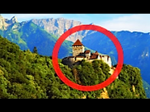 15 Smallest Countries in the World