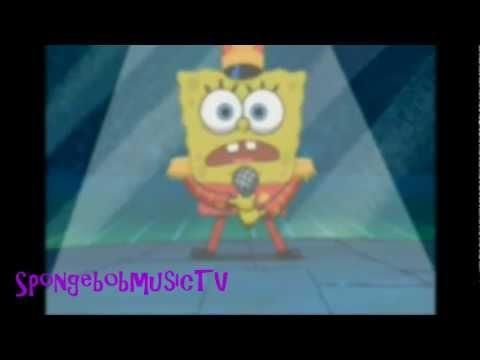 Spongebob sings Taio Cruz - Dynamite