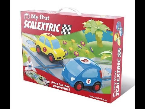 Mi primer Scalextric (My First Scalextric)