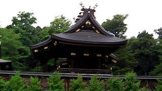 アノ聖地 埼玉県久喜市・鷲宮神社さん