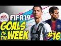 Fifa 19 Top 10 GOALS OF THE WEEK 16 Best Goals Gameplay mp3