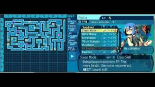 Etrian Odyssey 3 - 56 - Robots, Treasure Chest, Seashells, and Potatoes