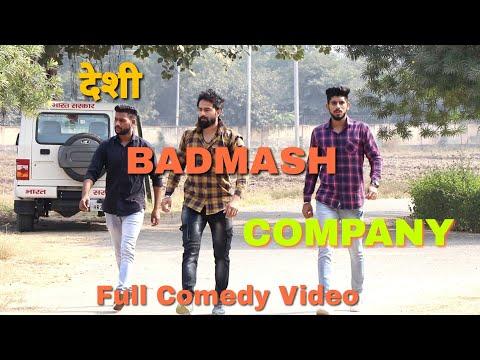 DESI BADMASH COMPANY II Haryanvi comedy video II A RUN FILMS Mp3