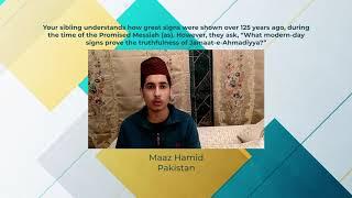 Maaz Hamid | Face2Face Series 3 | Semi Final 2