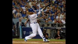 Http://gohpl.com/2yk3jza - click the preceding link to learn how add 40-feet batted ball distance.justin turner slow motion swing video demonstrating h...