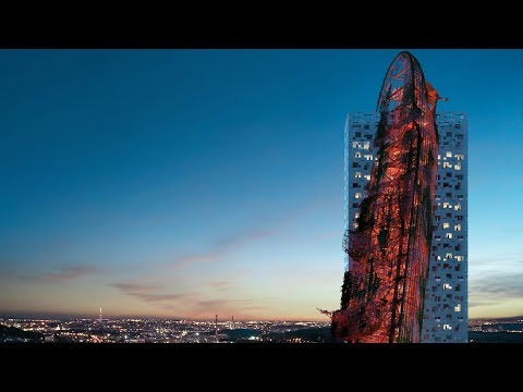 Shipwreck tower set to become Czech Republic's tallest building