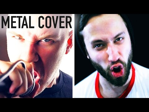 Iggy Azalea - Team (PUNK GOES POP STYLE) Metal Cover