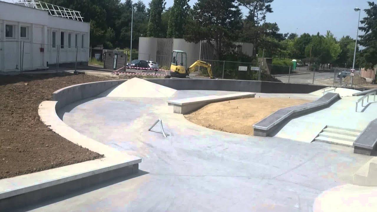 premier tour de piste skate park la chapelle sur erdre. Black Bedroom Furniture Sets. Home Design Ideas