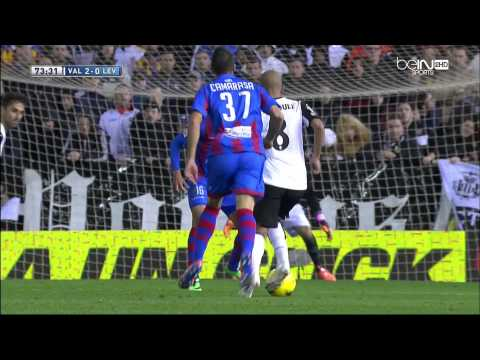 amazing goal of sofiane feghouli HD